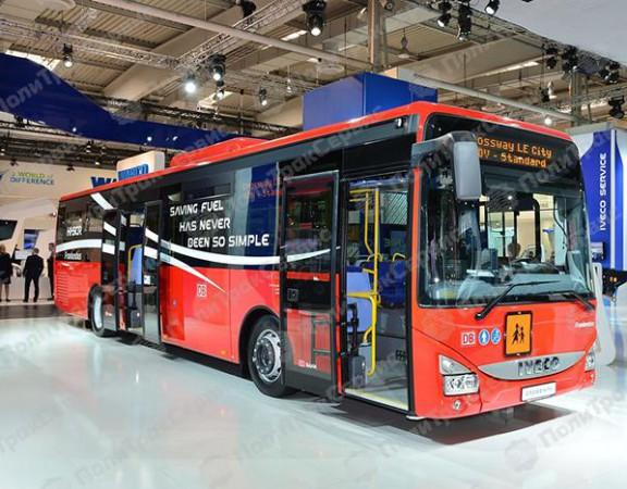 Iveco Bus поставит 710 автобусов Crossway для Deutsche Bahn