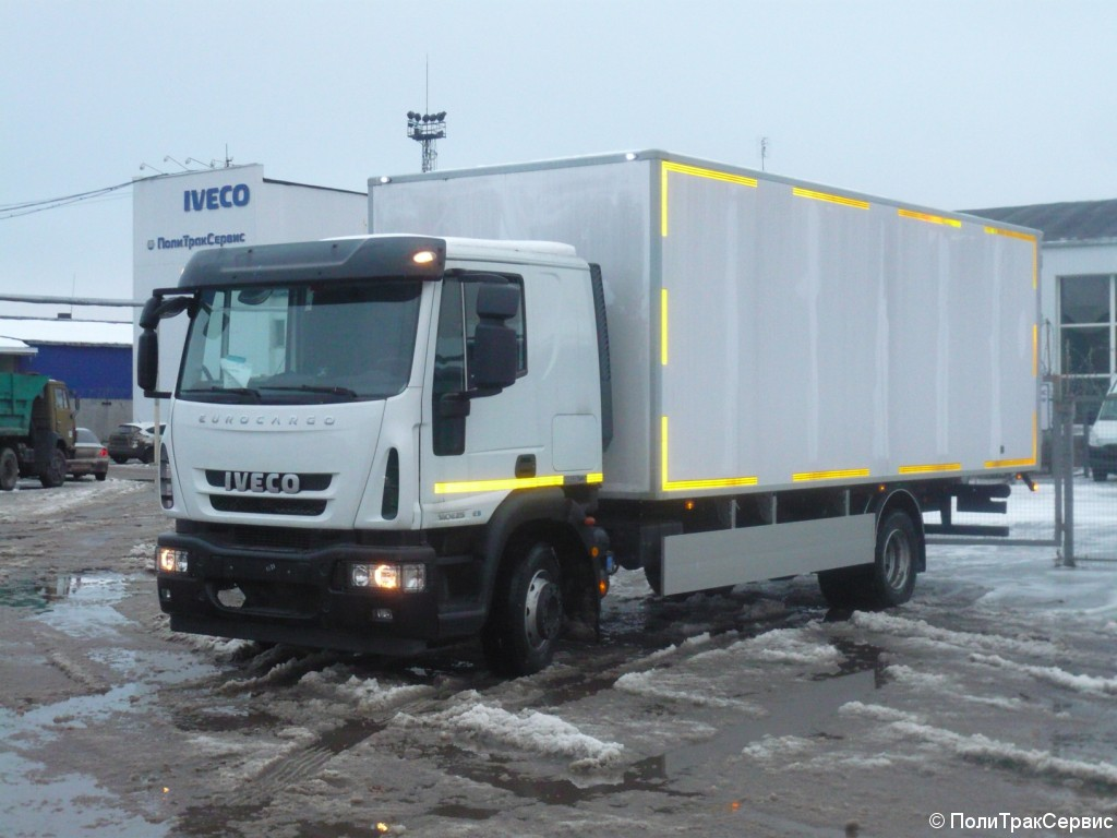 <h2>Промтоварный фургон на базе шасси IVECO-AMT EUROCARGO MLС140E25</h2>
