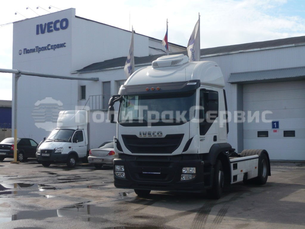 <h2>Cедельный тягач Iveco Stralis Hi-Road AT440S42TP RR</h2>