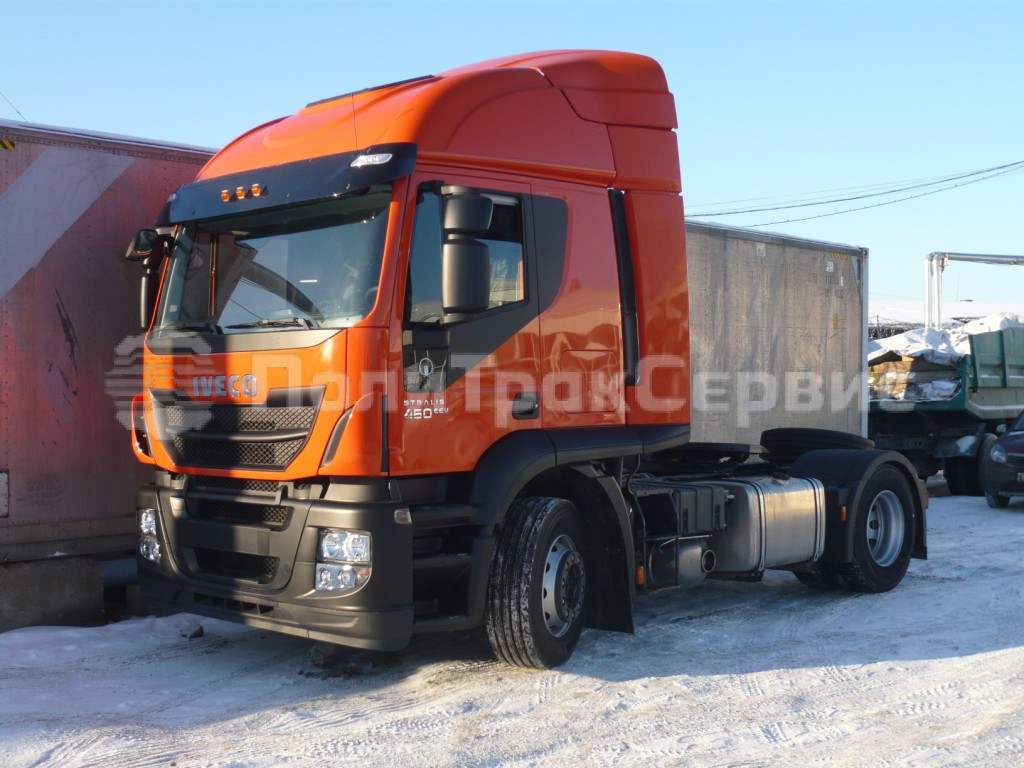 <h2>Седельный тягач Iveco Stralis Hi-Road AT440S46TP RR</h2>