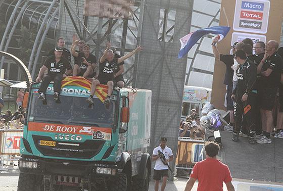 DAKAR ARGENTINA-CHILE 2015