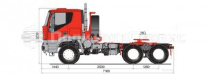 IVECO-AMT 633911-3