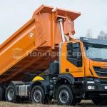 IVECO Trakker Hi-Land AD410T41H-7