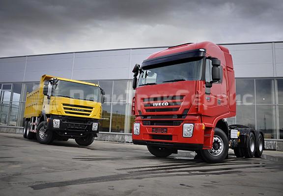 новые грузовики ивеко, купить ивеко нижний новгород