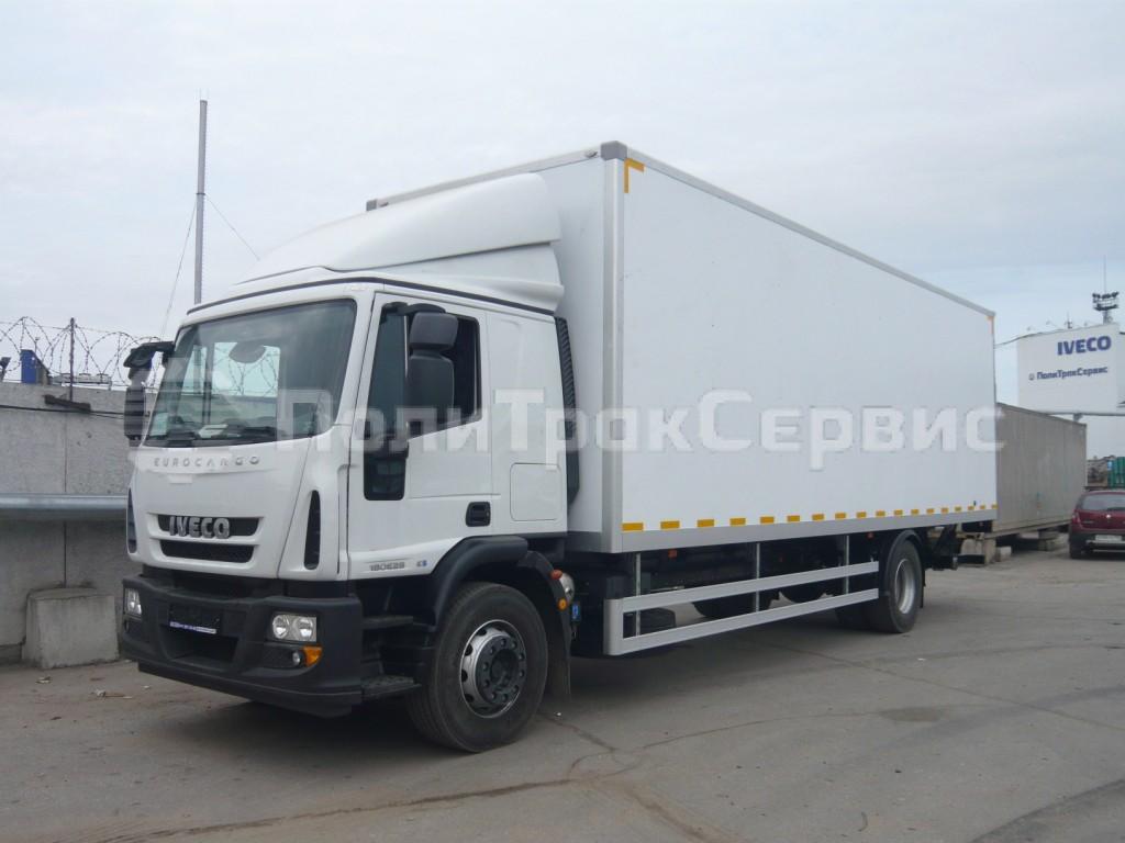 <h2>Промтоварный фургон на базе шасси Iveco Eurocargo ML180E28</h2>