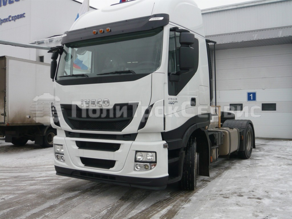 Iveco Stralis Hi-Way AS440S46 TP RR