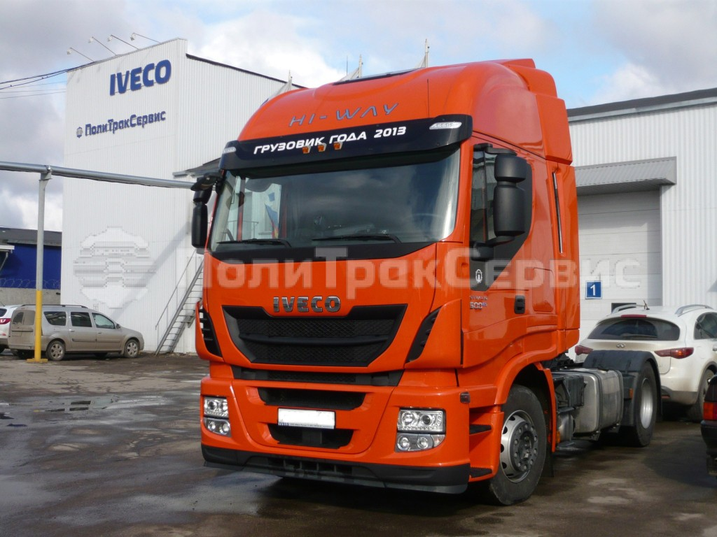 <h2>Седельный тягач Iveco Stralis Hi-Way AS440S50T/P RR</h2>