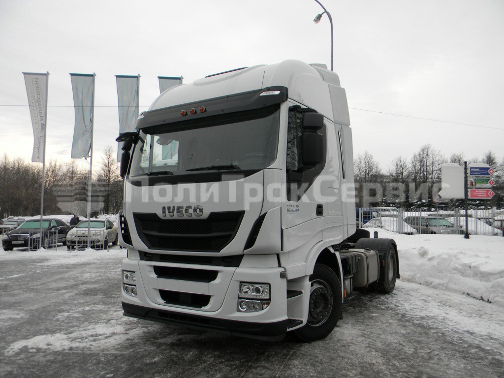 <h2>Седельный тягач Iveco Stralis Hi-Way AS440S50 T/P ECO</h2>