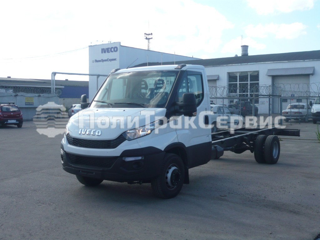 <h2>Шасси Iveco Daily 70C15 <span style='color: #ff0000;'>В наличии</span></h2>