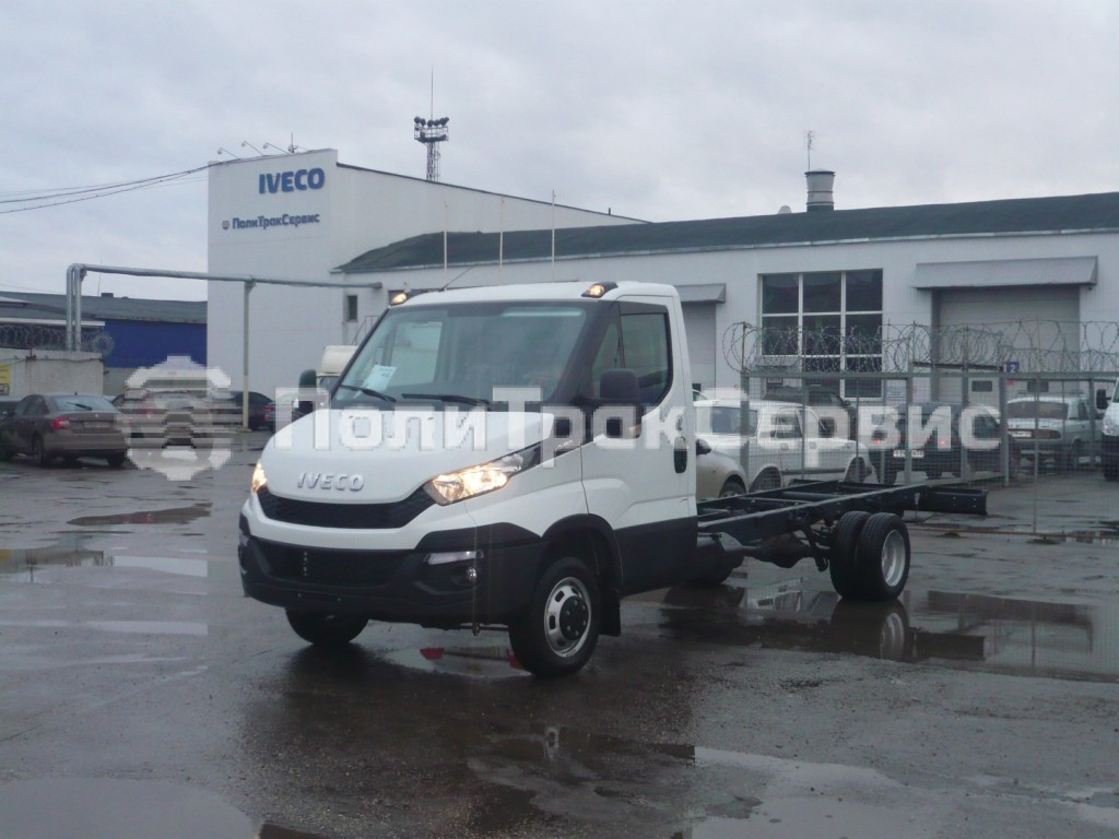 <h2>Шасси IVECO Daily 50C15 <span style='color: #ff0000;'>В наличии</span></h2>