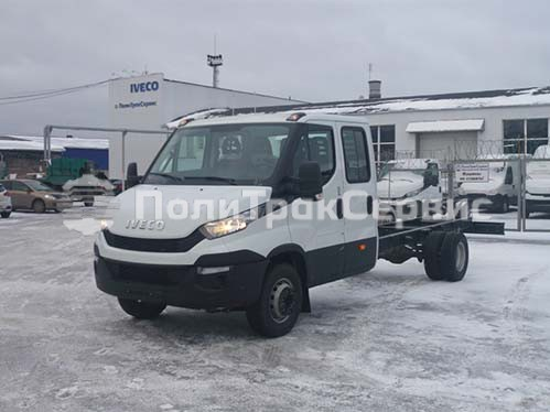 <h2>Шасси Iveco Daily 60C15D</2>