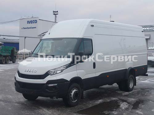 <h2>Цельнометаллический фургон  Iveco Daily 70C15H V (19.6м3) <span style=