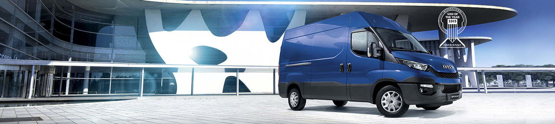 New Daily Van interiors