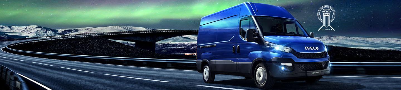 New Daily Van wheelbase