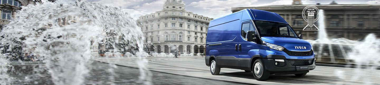 New Daily Van
