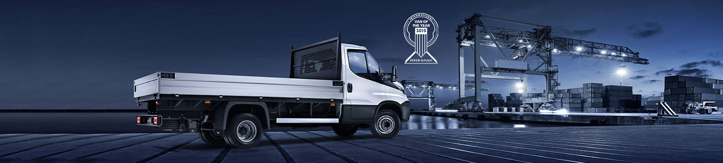 New Iveco Truck Daily
