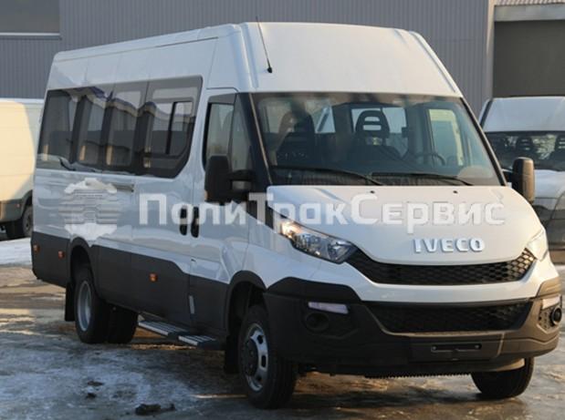 <h2>Городской автобус на базе IVECO Daily 50C15V (19+6+1)</h2>