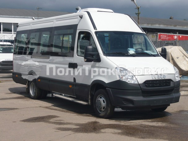 <h2>Городской автобус IVECO DAILY 50C15V  (19+7+1)</h2>