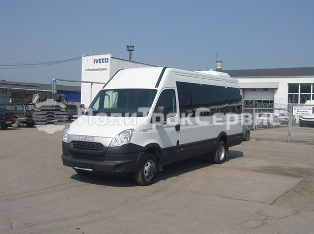 <h2>Туристический автобус на базе IVECO DAILY 50C15V (19+1)</h2>