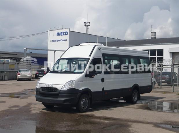 <h2>Городской автобус на базе IVECO DAILY 50C15V (19+7+1)</h2>