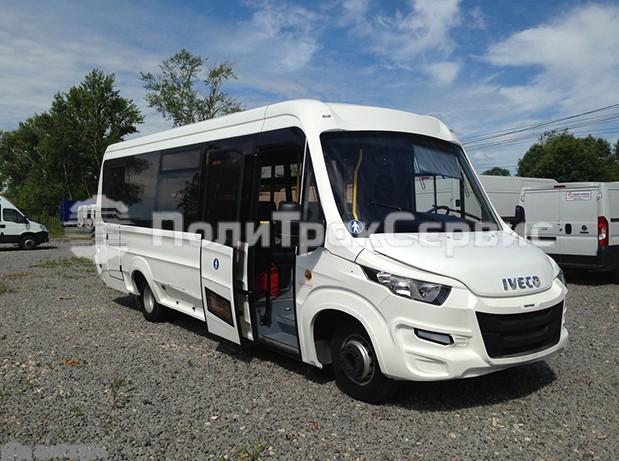 <h2>Туристический автобус IVECO DAILY 70С15 (31+0+1)</h2>