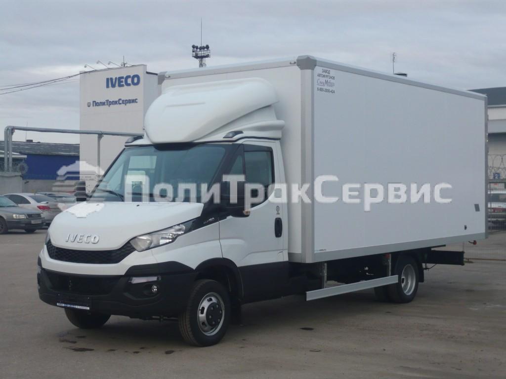 <h2>Изотермический фургон на шасси IVECO DAILY 50C15</2>
