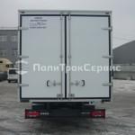 Изотермический фургон на шасси IVECO DAILY 50C15