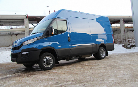 Iveco Daily 35C14N V 111