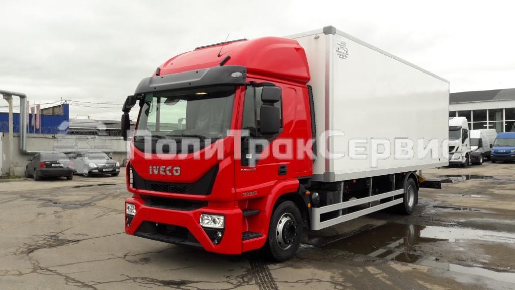 <h2>Eurocargo ML120E25/P ZF EUROTRONIC с промтоварным фургоном<br /></h2>