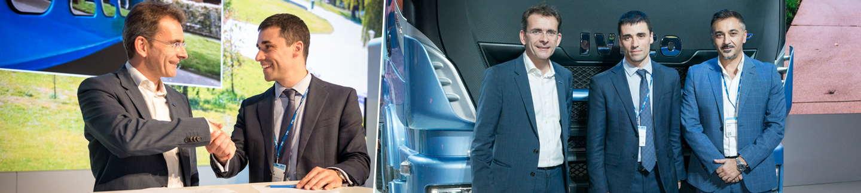 IVECO и «Газпром СПГ технологии» подписали соглашение о сотрудничестве