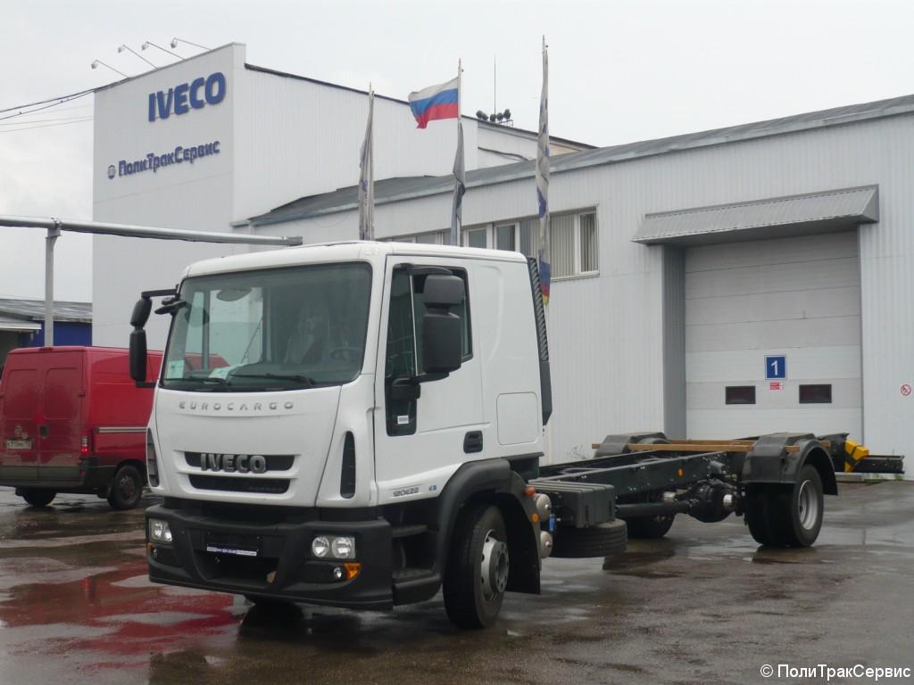 <h2>Шасси IVECO Eurocargo ML120E22 MLL</h2>
