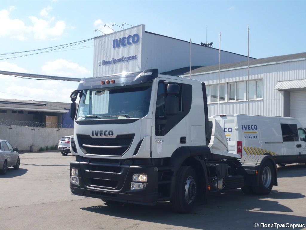 <h2>Седельный тягач Iveco Stralis Hi-Road AT440S42TP RR</h2>