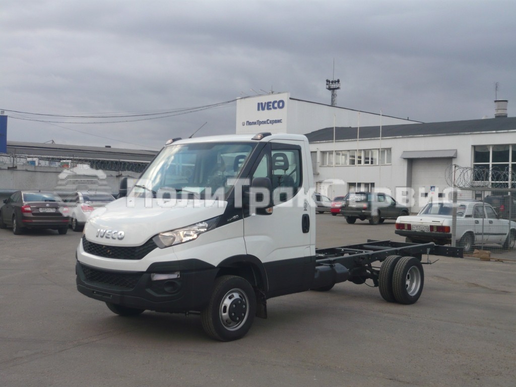 <h2>Шасси Iveco Daily 35C15</2>