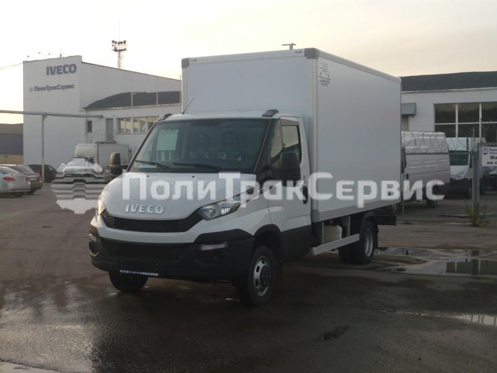 <h2>Изотермический фургон на базе Iveco Daily 35C15</2>