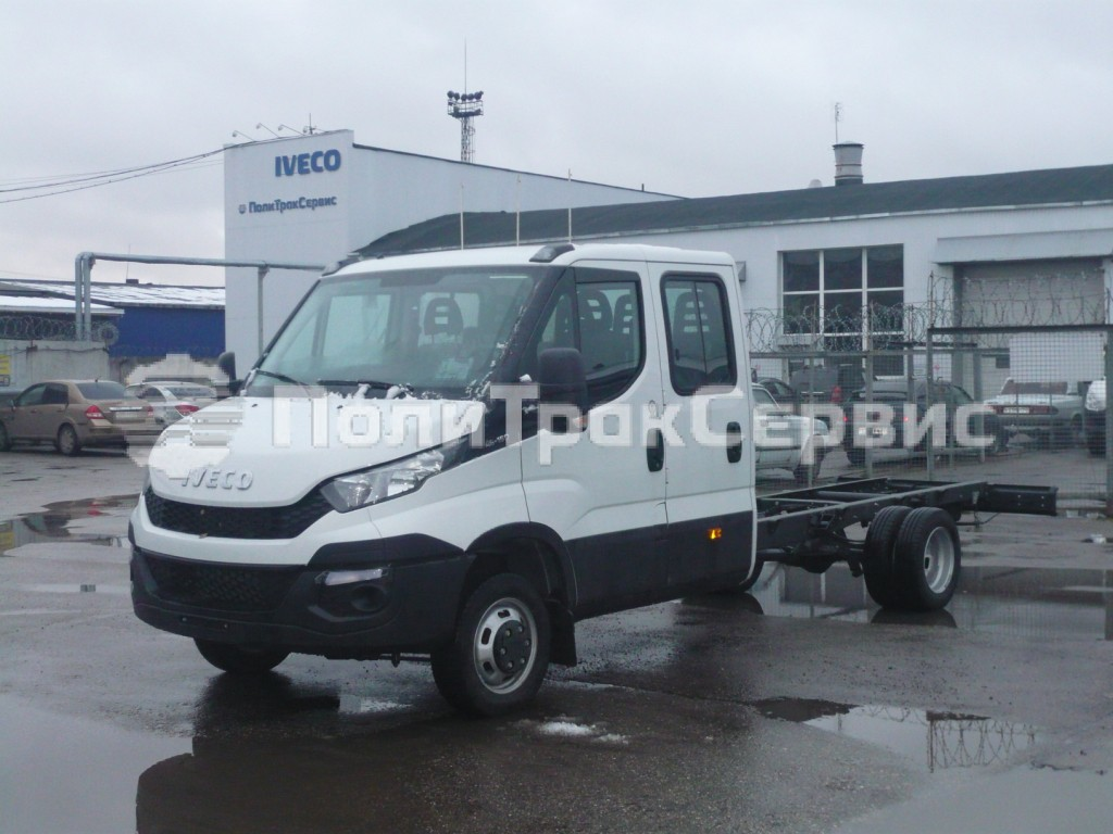 <h2>Шасси Iveco Daily 45C15 LD</2>