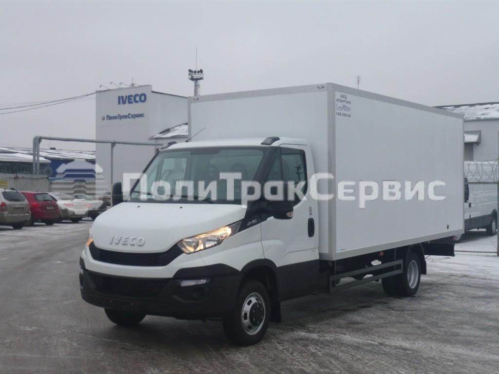 <h2>Промтоварный фургон на базе Iveco Daily 50С15</2>