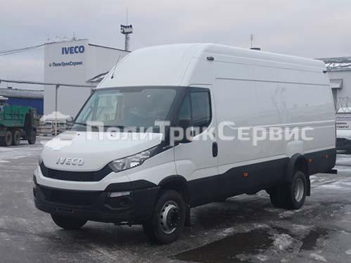 <h2>Цельнометаллический фургон  Iveco Daily 70C15H V (19.6м3)</2>